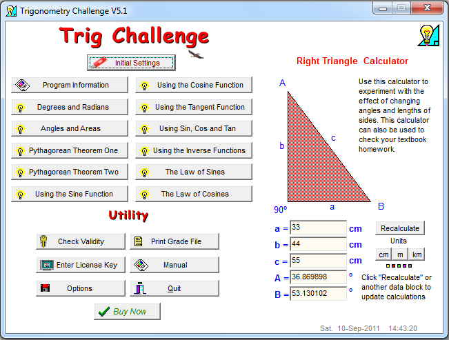 Windows 7 Trigonometry Challenge 5.1 full
